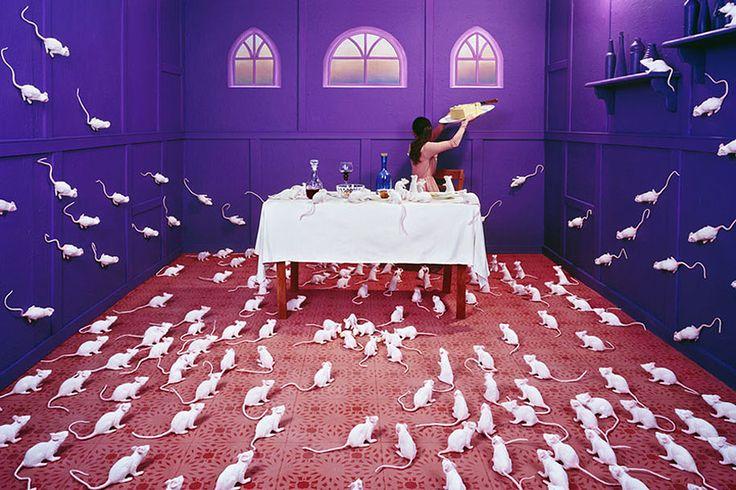 O palco da imaginação de Jee Young Lee | P3