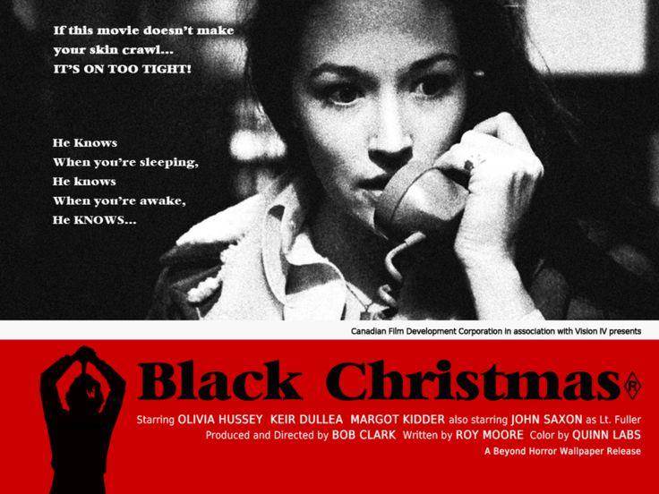 BLACK CHRISTMAS (Bob Clark 1974) Olivia Hussey (@OliviaHusseyLA) :*-)