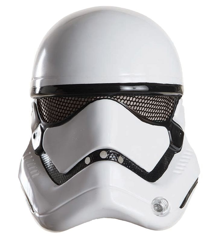 Stormtrooper white helmet kids