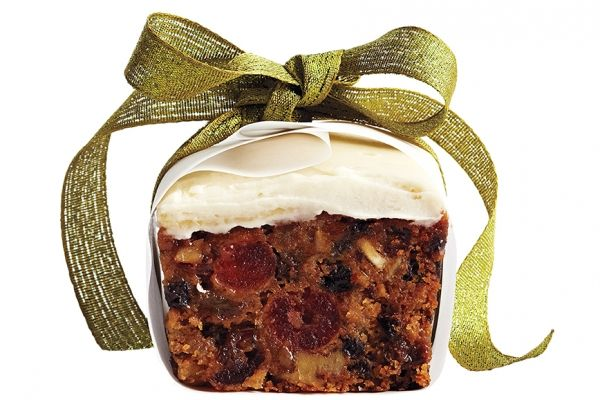 """Dark Christmas Cake. Some day I'd like to make this, but I need to make it early since it has to """"age""""."""