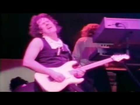 Gary Moore The Loner Live in Stockholm 1987 - YouTube