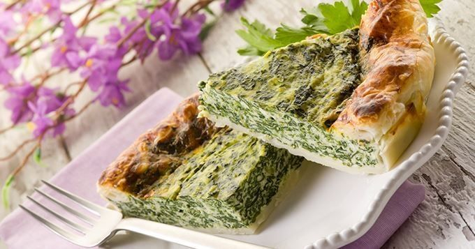 15 recettes de quiches printanières savoureuses - Quiche aux deux saumons et à l'aneth - Cuisine AZ