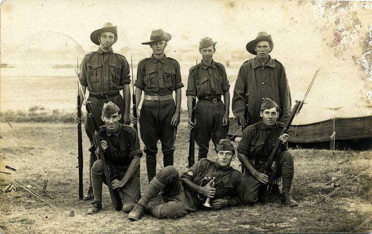 Sharing 14th Battalion Militia, pre World War 1. at Living Histories