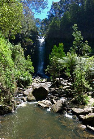 Photo of Erskine Falls