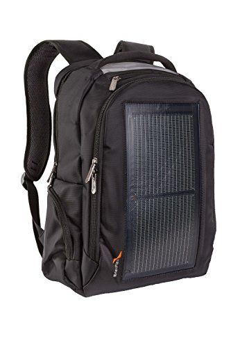 The EnerPlex Pack Commuter Solar Powered Backpack is a revolutionary solar integrated backpack able to keep anyone charged up while they're on the move. Equipped with a flexible and incredibly rugged...