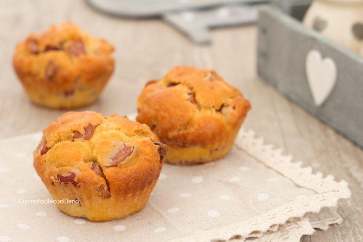 Muffin salati 7 vasetti, soffici, profumati e velocissimi, senza lievitazione, non dovrete pesare nulla e nemmeno utilizzare fruste o frullini elettrici!