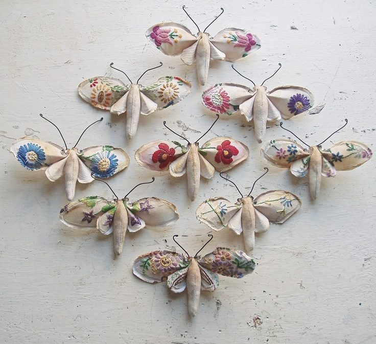Mister Finch: Brooches....Done....