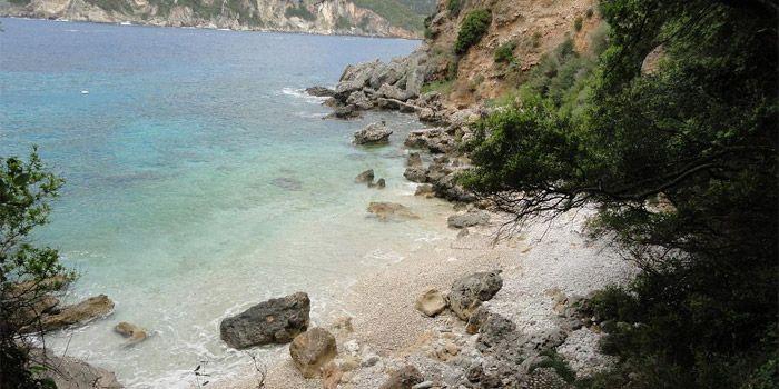 Пляж Глико