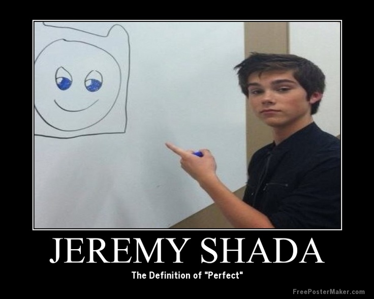 JEREMY SHADA!!! He's so cute! XD