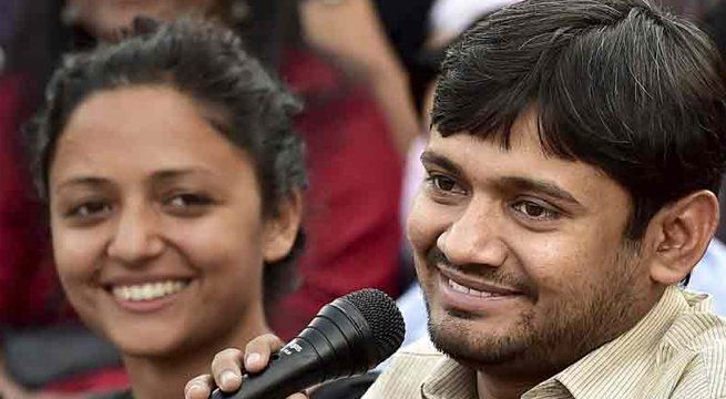 New Delhi: Former Jawaharlal Nehru University Student Union (JNUSU) President Kanhaiya Kumar has sparked off yet another controversy today by comparing the Rashtriya Swayamsewak Sangh (RSS) with terrorist organisation Islamic State of Iraq and Syria (ISIS), Times Now reported. Replying to a...