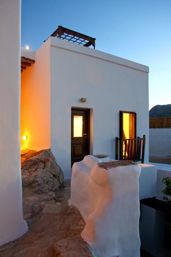George Karabela's House in the Greek Skyros island