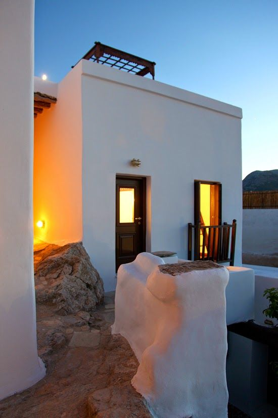 George Karabela's House in the Greek Skyros island