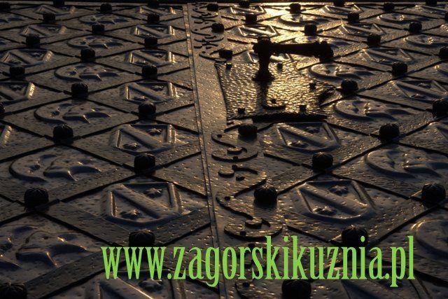 part of door by zagorskikuznia.pl
