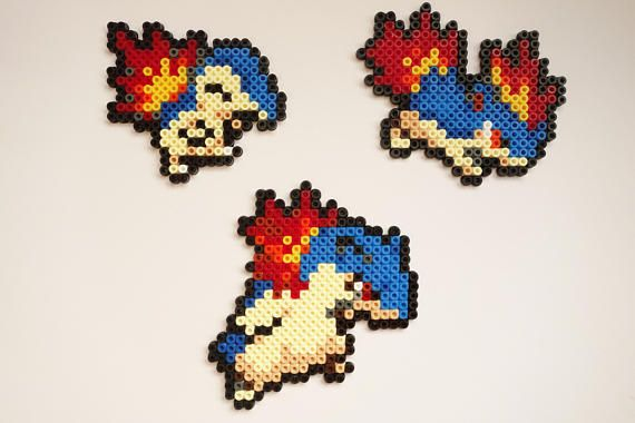 Cyndaquil Quilava and Typhlosion