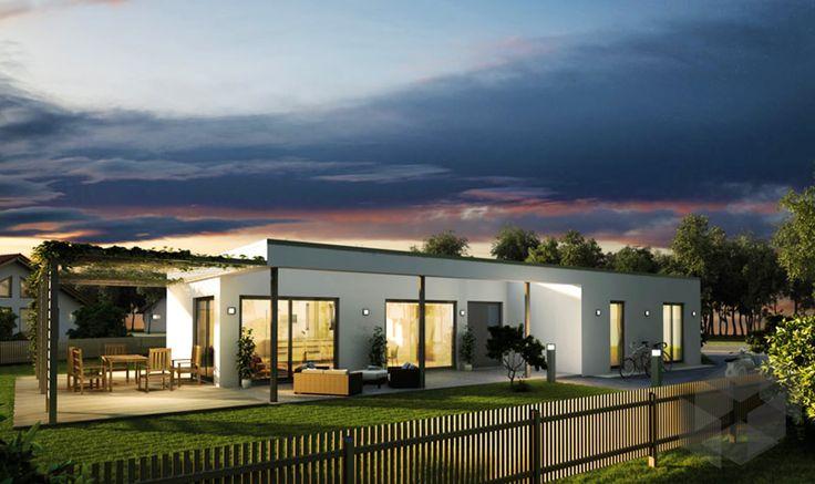 35 besten kleine h user bilder auf pinterest haustypen bungalows und haus einrichten. Black Bedroom Furniture Sets. Home Design Ideas