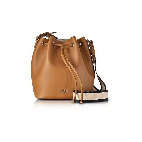logo detail shoulder bag - Brown N°21 Cheap Sale Hot Sale 9yVNJHcH2