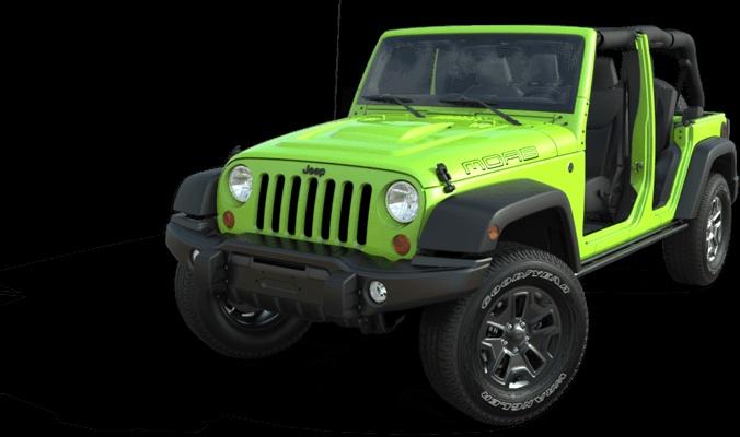2013 Jeep Wrangler Unlimited Hoods