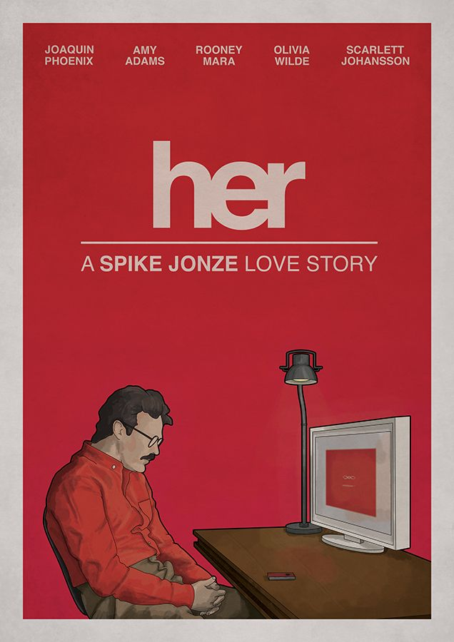 Her | Póster