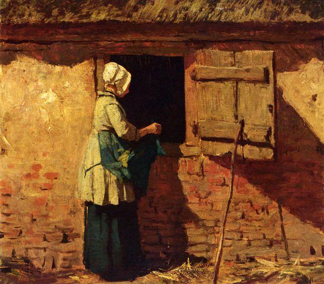 Painter Anton Mauve | Fine Art Anton Mauve