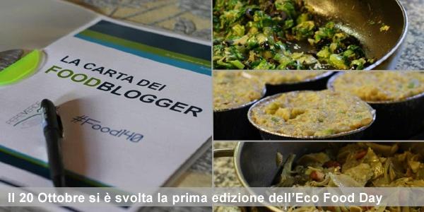 """E' la prima pietra di una futura grande costruzione, l'insieme di regole che un gruppo di esperte di cibo e ricette on line, organizzate attorno alla FoodBlogger Academy """"#Food140"""", si sono date il 20 ottobre 2012."""