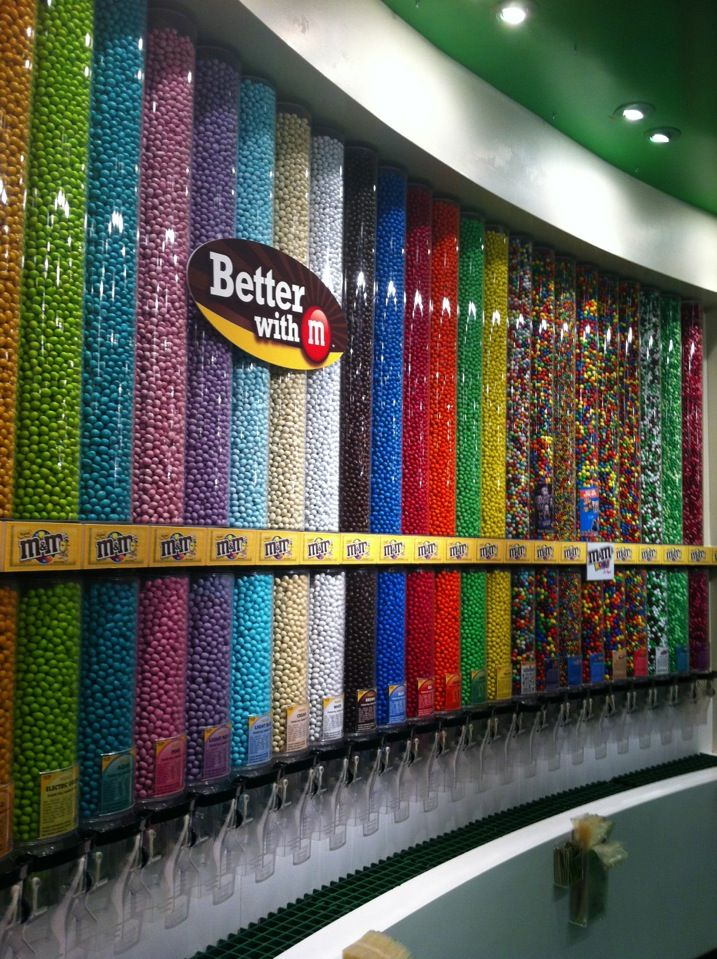 Fell in love with M&M world! We need one is Australia