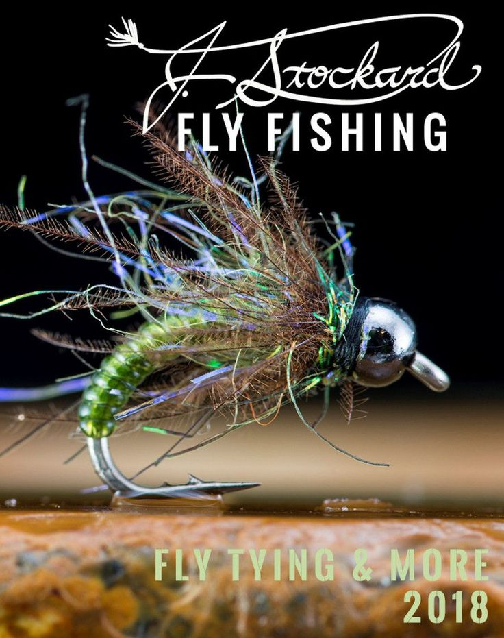 Fly Tying And Fly Fishing Catalog 92 Full Color Pages