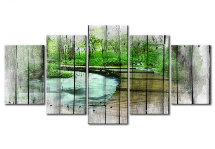 Cuadro excepcional lleno de colores y profundidad - son los rasgos característicos para los cuadros acrílicos. ¡Descubre la colección nueva en bimago! #cuadro #cuadros #paisaje #cuadroacrilico #cuadroenvidrio #decoración #decoraciones #homedecor #home