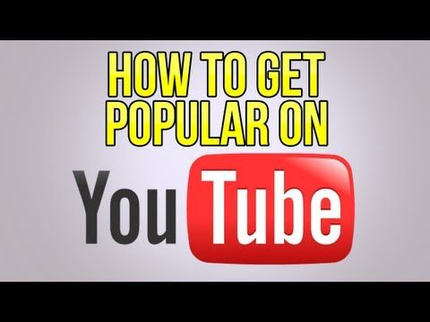 how to make your youtube gaming channel popular