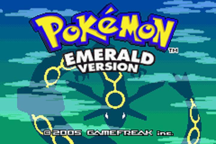 Pokemon Emerald UTrashMan ROM