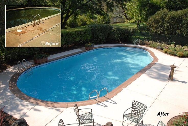 13 best images about backyard designs before after on for Pool design jobs