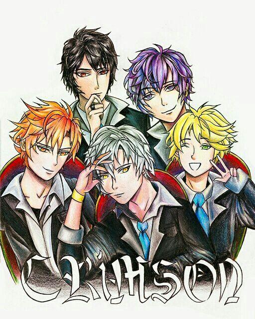 Crimson (Yandere Vampires x Reader) | Anime guys | Wattpad