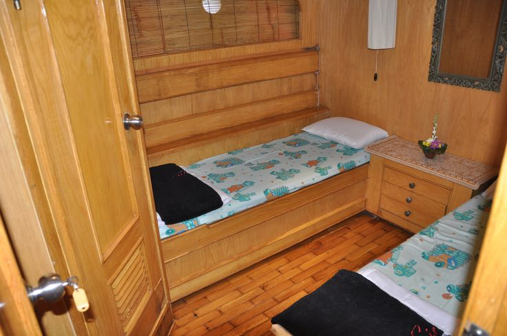 Single bed configuration
