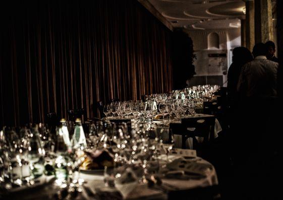 cena di gala Merano Wine Festival