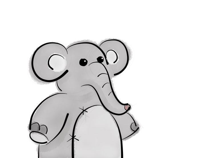 Martín elephant