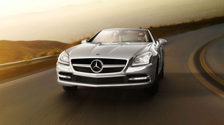 5. Mercedes-Benz SLK250 Roadster