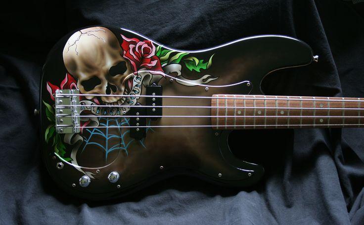 Acoustic Heavy Metal Paint Album Covers