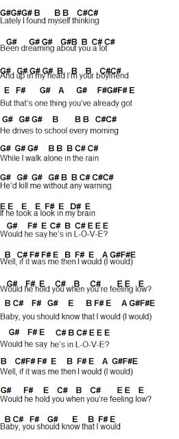 Flute Sheet Music: One Direction