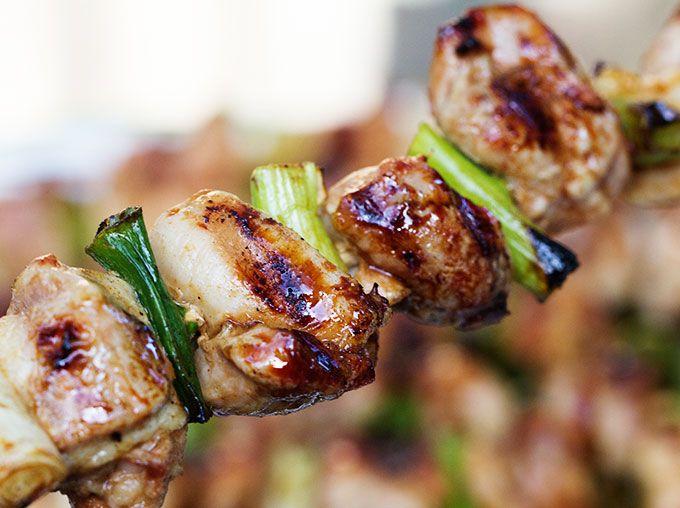Yakitori Chicken by Panning The Globe