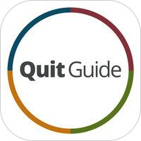 App to help smokers quit: time based notification to help get through a craving #TobaccoUseStopsHere