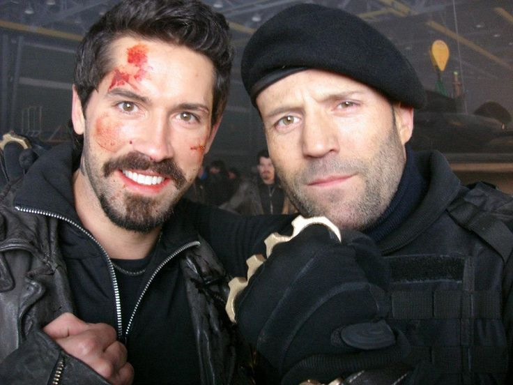M.A.A.C. – MAAC Fight Of The Day: JASON STATHAM vs SCOTT ADKINS From THE EXPENDABLES 2