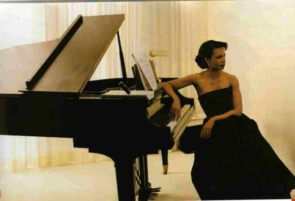 Condoleeza Rice (amazing pianist in addition to everything else she is/does)