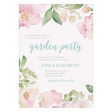 best 25 garden party invitations ideas on pinterest. Black Bedroom Furniture Sets. Home Design Ideas