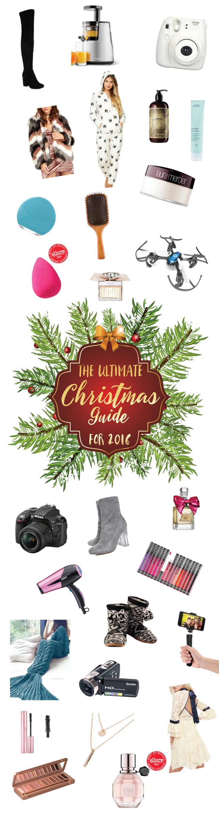 Holiday shopping just got easier with this ULTIMATE gift guide. COme check it out! #christmas #giftguide #christmasgifts