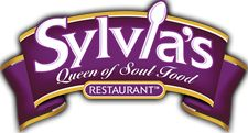 "Sylvia Woods,the ""Queen of Soulfood,""is the founder and owner of the world famous Sylvia's Restaurant,located in the historical village of Harlem,since 1962. 328 Malcolm X Blvd.,New York,NY  10027.(212)996-0660.email:info@sylviasrestaurant.com."