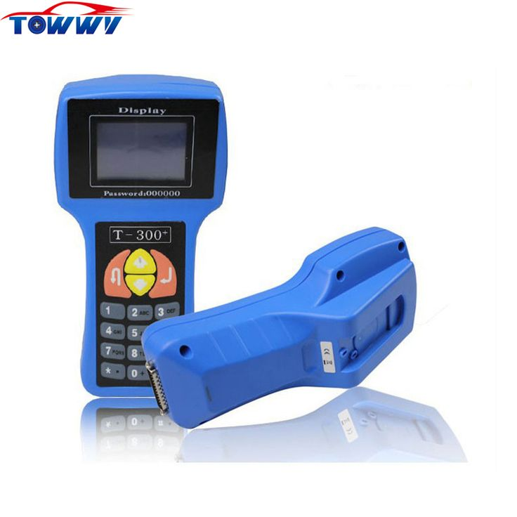 Powerful Function&Updated Newest Blue T300 Key Programmer V15.8 T-Code For Multi-Brand Vehicle T-300 Automan Programmer