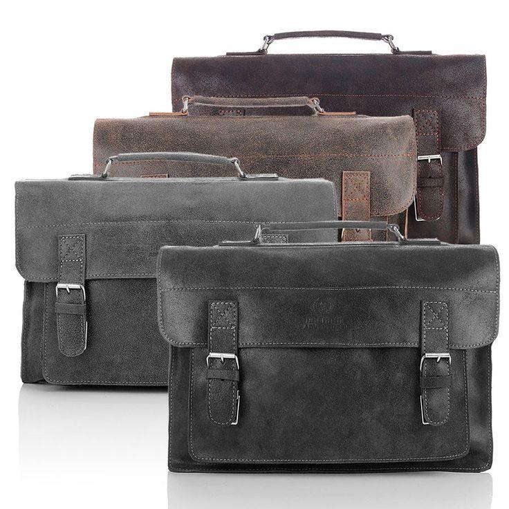 skórzane torby Paolo Peruzzi #Mirontipl torba męska vintage