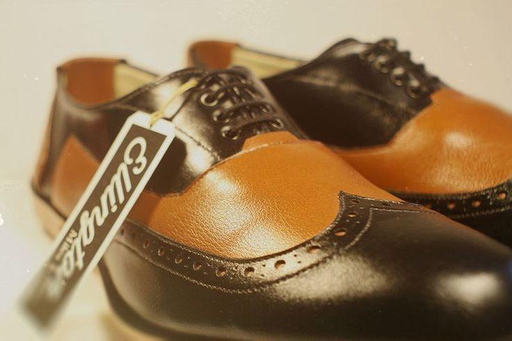 -Miles & Louie Ellington oxford shoe-