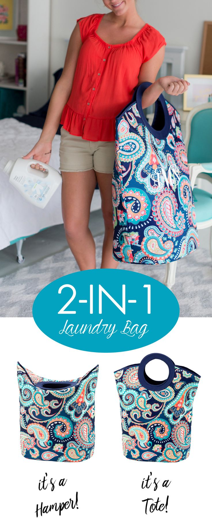 how to make a laundry hamper