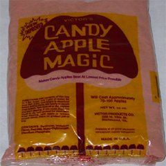 Red Flavored Candy Apple Mix 15 oz