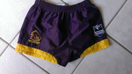 nrl tops and shorts broncos - Google Search
